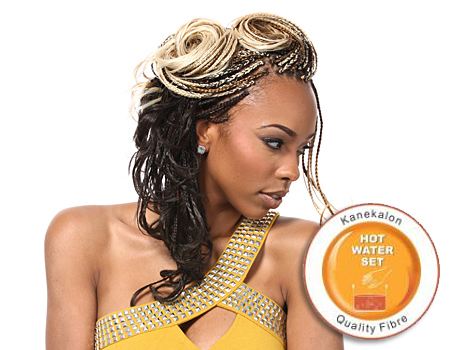 - Hot Water Set to enjoy a variety of hairstyles